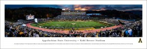 Kidd Brewer Stadium Print