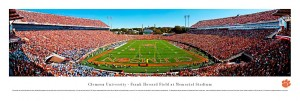 Frank Howard Field Stadium Print