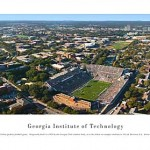 Georgia Tech panorama