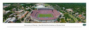 Ben Hill Griffin Stadium Print