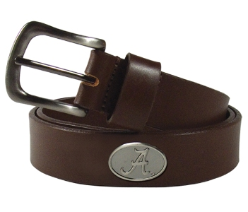 Alabama Leather Belt