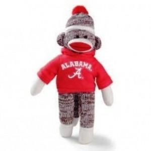 alabama sock monkey