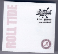 Alabama Post-it Notes