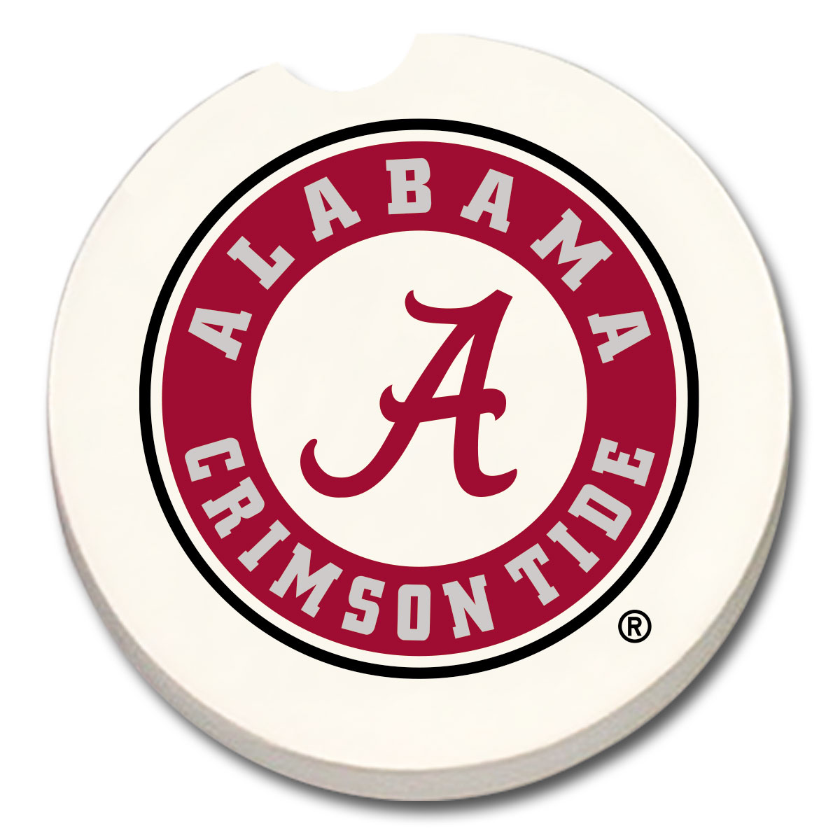 Alabama Car Coasters
