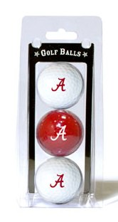Alabama golf balls