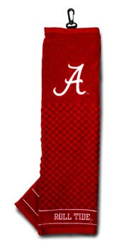 Alabama golf towel
