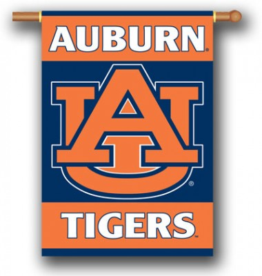 Auburn Tigers house flag