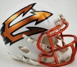 Arizona State mini helmet