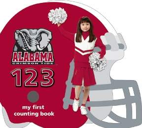 Alabama 123 Book