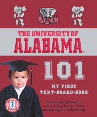 Alabama 101 Book