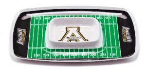 Appalachian State Chip and Dip Tray