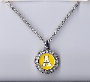 Appalachian State Necklace