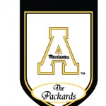 Appalachian State personalized house flag
