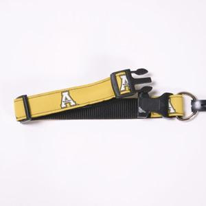 Appalachian State dog collar