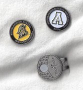 Appalachian State Hat Clip and Ball Markers