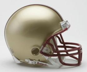 Boston College Mini Helmet