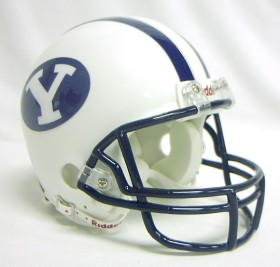 byu mini helmet