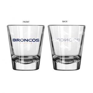 Denver Broncos Shot Glass