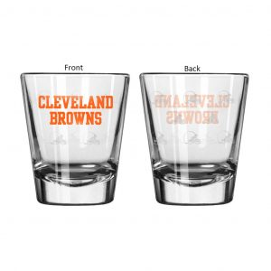 Cleveland Browns Shot Glass