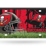 Tampa Bay Bucs License Plate