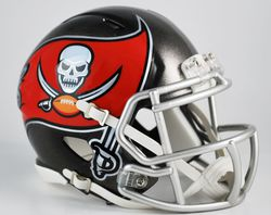Tampa Bay Bucs Mini Helmet