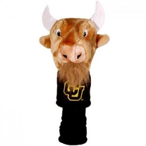 Colorado Buffaloes Golf Head Cover