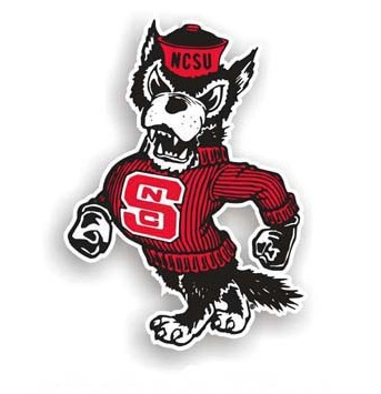 nc state car magnets