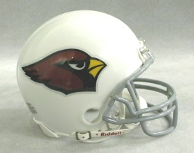 Arizona Cardinals Mini Helmet