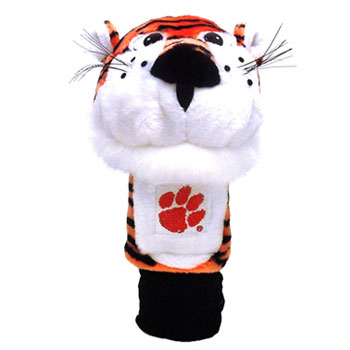 Clemson Golf head cover