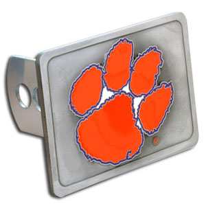 Clemson hitch cover