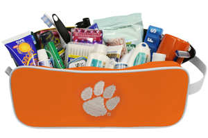 Clemson travel bag