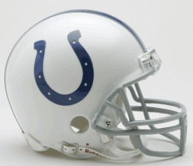 Indianapolis Colts Mini Helmet