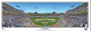 Los Angeles Dodgers Stadium Print