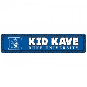 Duke Kids Kave Sign
