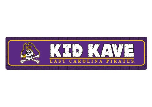 ECU-Kids-Kave-Sign