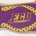 East Carolina Flip Flop license plate
