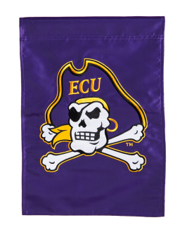 East Carolina garden flag