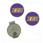 East Carolina hat clip and ball markers