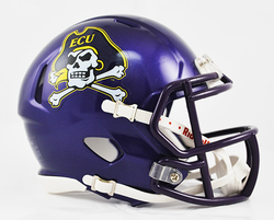 East Carolina Mini helmet