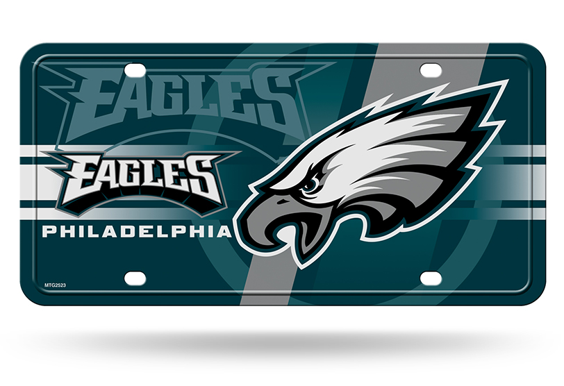 Eagles-license-plate