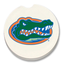 Florida Gators car coasters