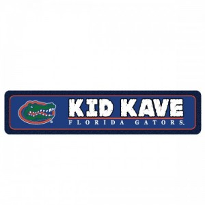 Florida Kids Kave Sign