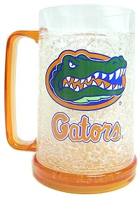 Florida Gator freezer mug