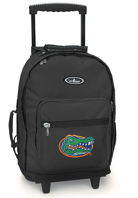 florida gators rolling backpack