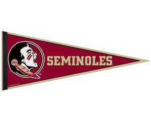 Florida State Pennant