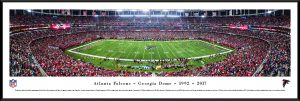 Atlanta Falcons Panoramic Print