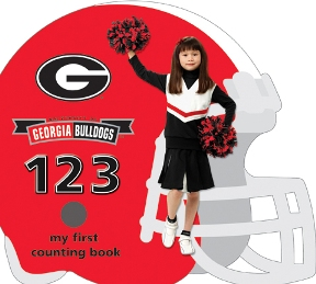 Georgia Bulldogs 123 book