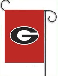 Georgia Bulldogs garden flag
