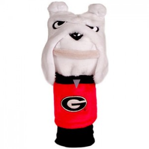 Georgia Bulldogs golf head cover