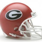 georgia mini helmet